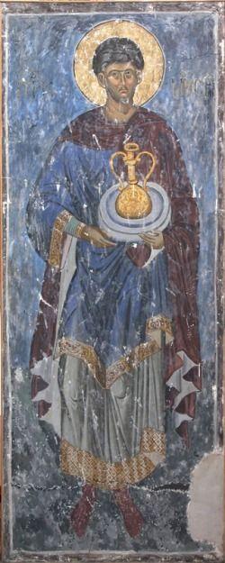 Ресава - Фреске српских манастира (freske) Prorok Mojsije