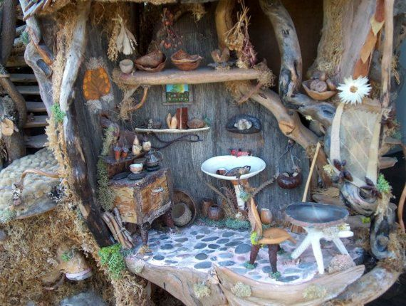 Fairies – Fairy and Fantasy New from Fairies World » $65,000 US Fairy Treehouse for sale