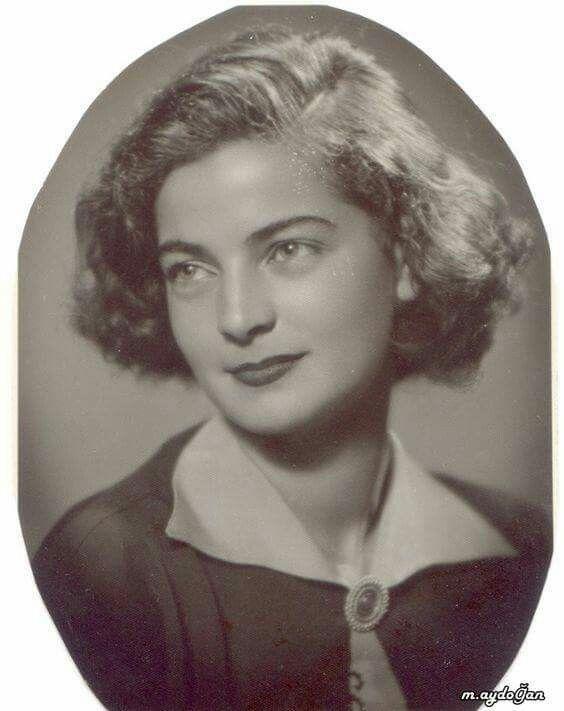 1950 Türkiye  güzeli Güler Arıman
