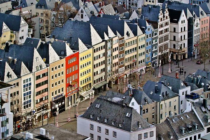Old Town - What to do in Cologne