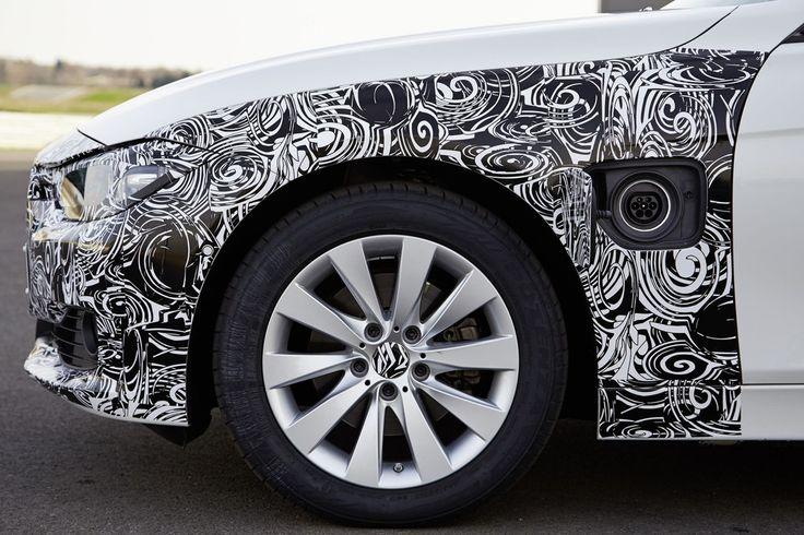 BMW Série 3 eDrive : des précisions sur l'hybride rechargeable