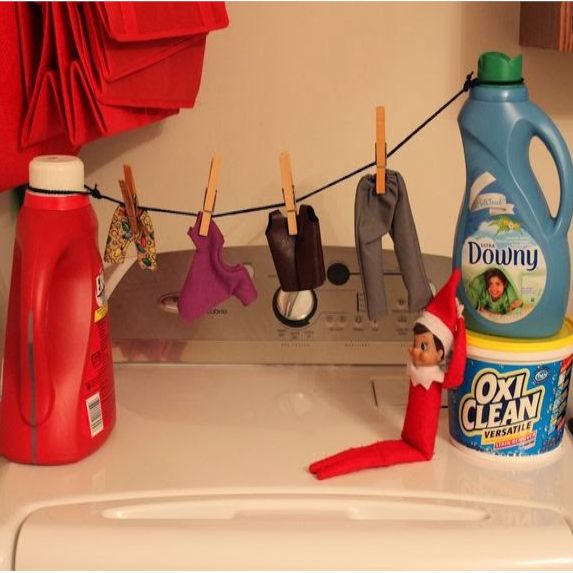 22 Genius Elf on the Shelf Ideas the Whole Family Will Love   slice.ca