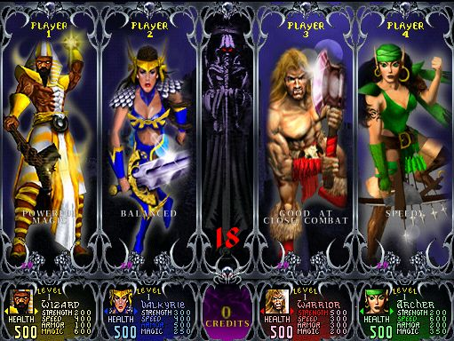 Gauntlet Legends Started Out As An Arcade Game In 1998 And