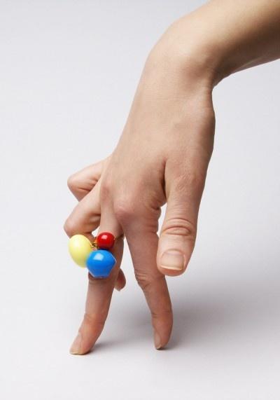"""Les Clèms ring """"RGB"""""""