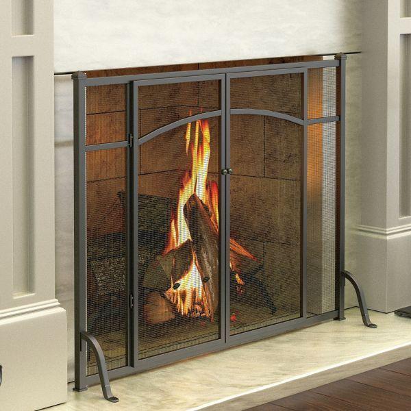 1000 Ideas About Fireplace Doors On Pinterest Painting Fireplace Paint Fireplace And Brass