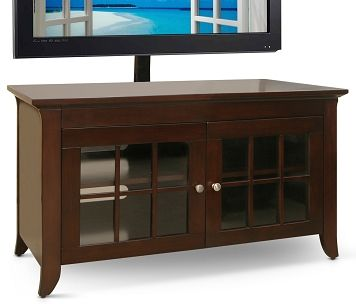 """Xavier TV Stand - 20"""" deep.  They all seem to be 20."""