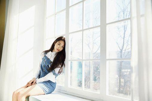 Kim Jiho of OhMyGirl