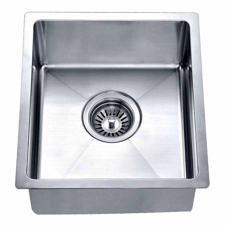 Dawn 13 516 Stainless Steel Bar Sink Single