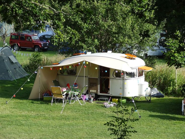 17 best images about constructam caravan on pinterest tes happy campers and campers - Deco buitenkant idee ...