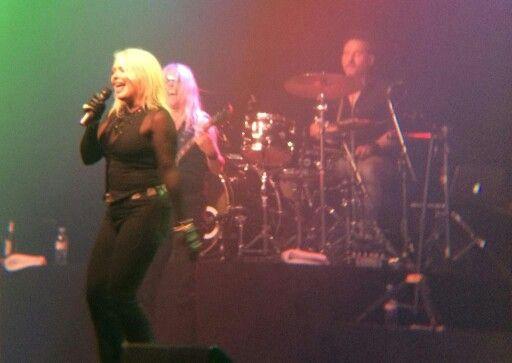 Enjoying life on stage 2014
