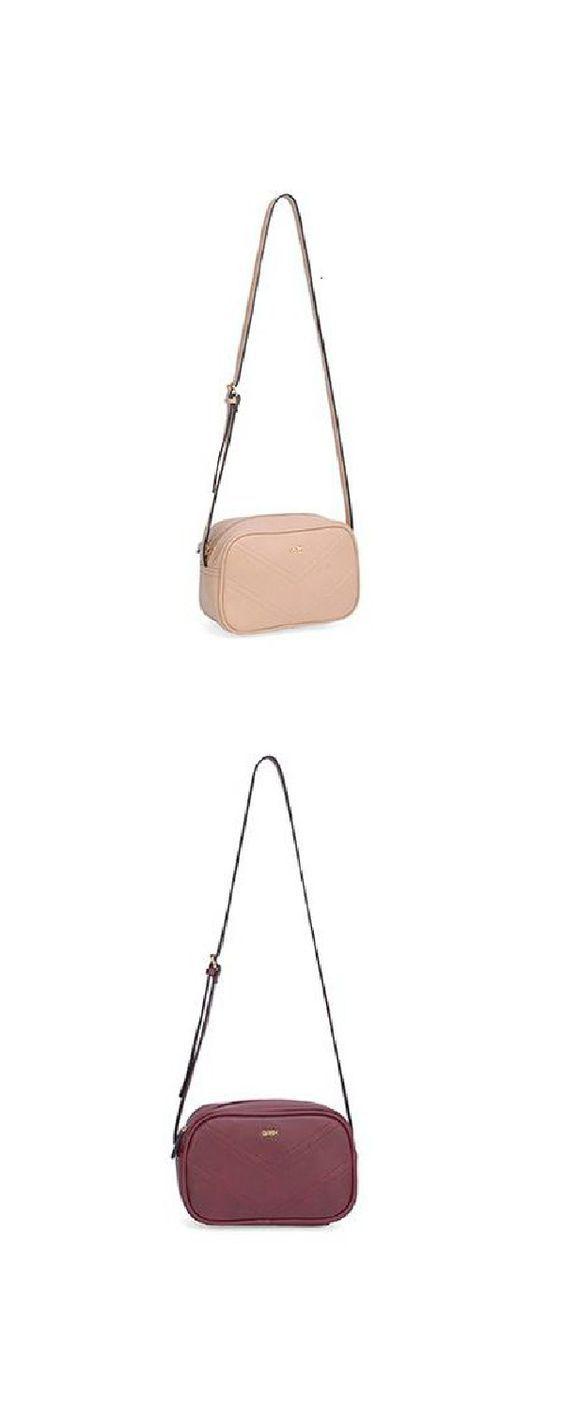 58e03234928ff Bolsa Feminina Pequena Tiracolo Cloe Gash Alca Transversal linda bolsa  Confeccionada em material sintético de qualidade ela pode ser…
