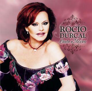 Rocio Durcal Canta A Mexico CD