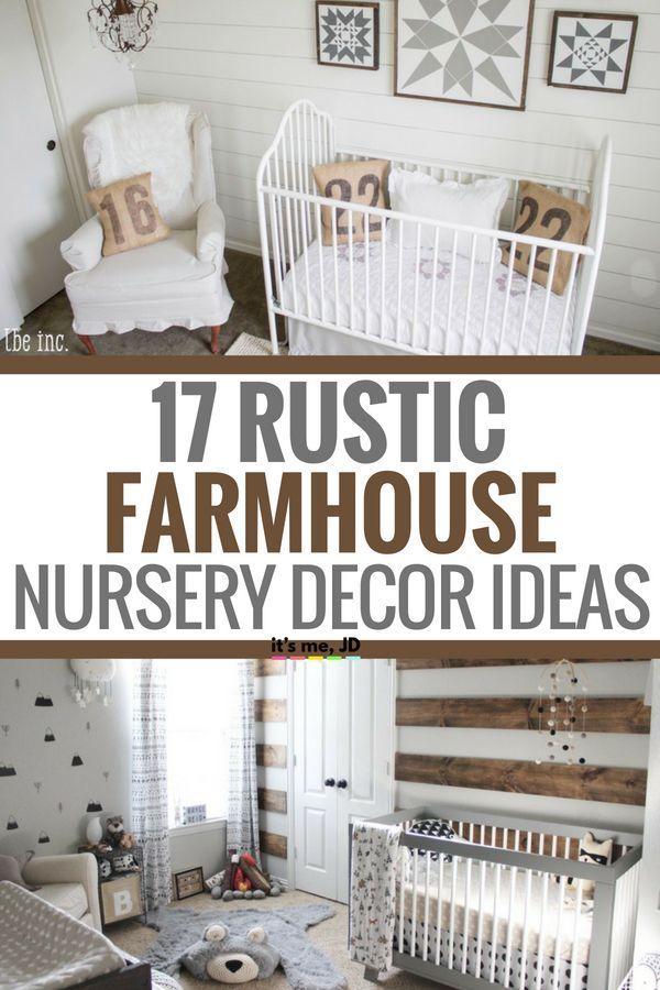 woodland theme decor ideas get the look at home.htm 17 rustic farmhouse nursery decor ideas in 2020 farmhouse  17 rustic farmhouse nursery decor ideas