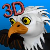 3D Flappy Tappy Birds by Risen Realms