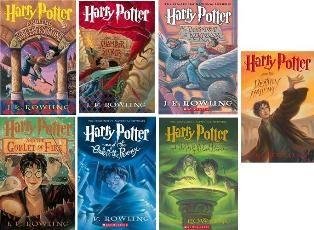 Coleção de Livros - Harry Potter
