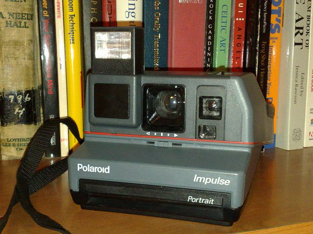 Polaroid Impulse Portrait