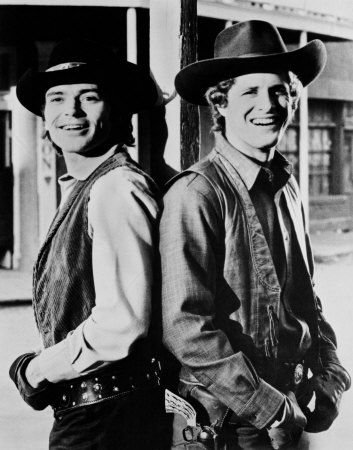 Alias Smith and Jones - Pete Duel and Ben Murphy