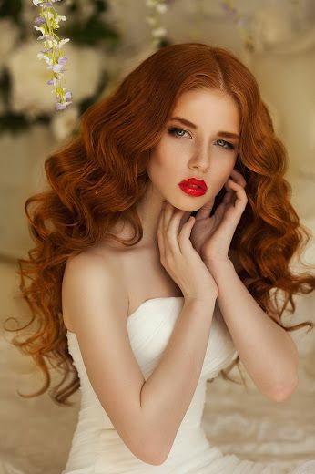 ️ Redhead Beauty ️ 50 Shades Of Red Pinterest Redheads