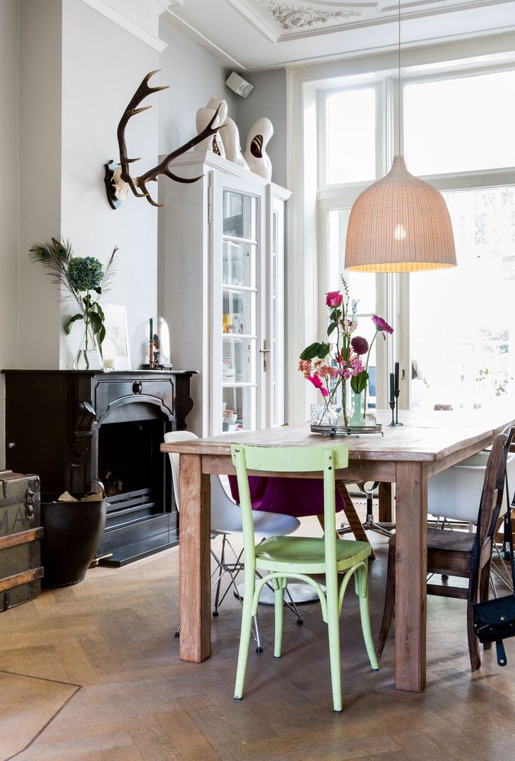 Mansion house in Haarlem | Photographer: Henny van Belkom | vtwonen juni 2014