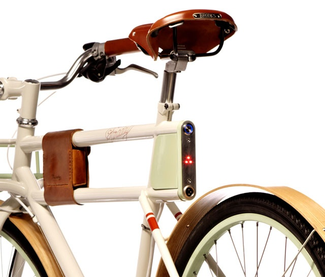 The Faraday Porteur Electric Bicycle