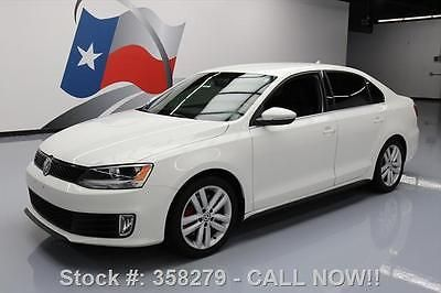 cool 2012 Volkswagen Jetta GLI SEDAN TURBO ALLOY WHEELS - For Sale