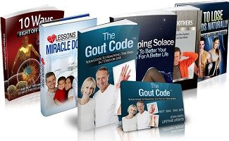 The Gout Code is an eBook that was written by Lewis Parker in order to help gout sufferers treat their disease naturally. This post at DietTalk provides more info about the Gout Code and its pros and cons - http://www.diettalk.com/the-gout-code-lewis-parker-review/