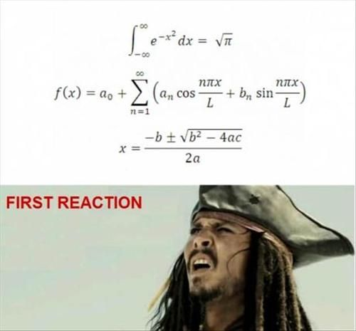 Me during any math class I've ever taken. True story!