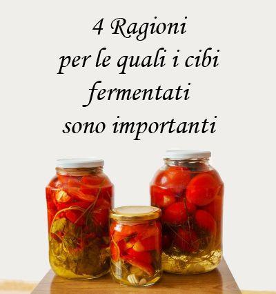 Qui di seguito vengono elencati alcuni dei benefici per la salute che si ottengono mangiando alimenti fermentati.