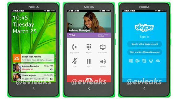 Riecco Nokia Normandy: In rete appare l'interfaccia dello smartphone