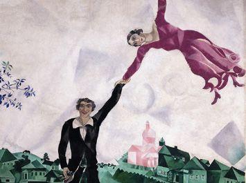 Chagall - Palazzo Reale, Settembre 2014/Gennaio 2015