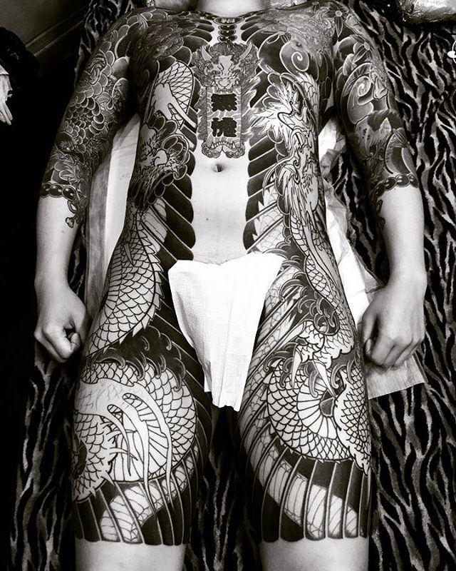 1000+ Ideas About Irezumi Tattoos On Pinterest