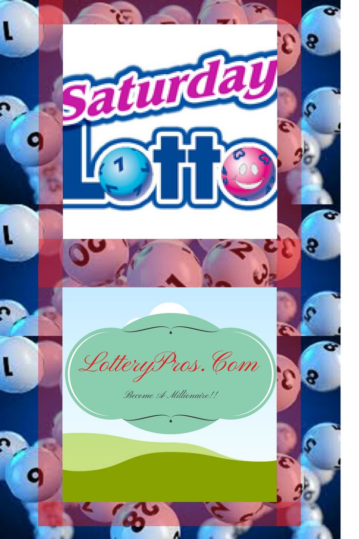 Saturday Lotto is a 6 + 2 number lottery game. To win the jackpot, you have to match 6 main numbers.   Here, you will find everything you need to know about Australia Saturday Lotto games. Past results, lotto prizes, and so much more.