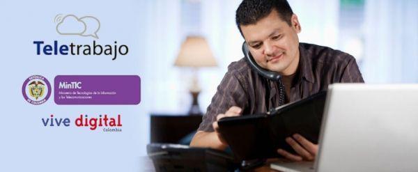 MinTIC avanza en la implementación de un programa piloto de Teletrabajo