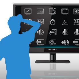 Here's what you need to know about the HDTV refresh rate numbers game. 60Hz, 120Hz and so on.. what do these numbers mean, and which refresh rate will make your picture look the best?