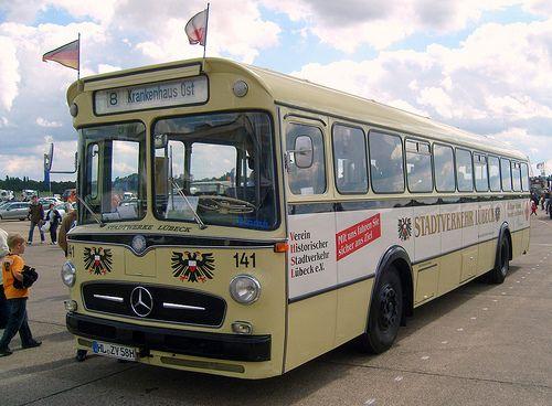 Mercedes Benz O 317 ...