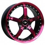 : 18 inch pink rims for sale