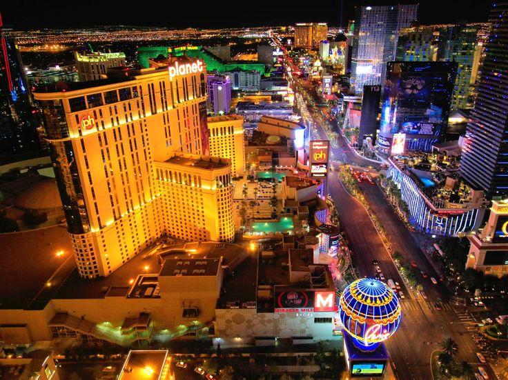 The Last Vegas Strip, Las Vegas, Nevada
