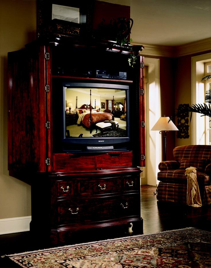 Cherry Grove Collection 45th   MEDIA CHEST #AmericanDrew #furniture  #mediachest #dresser #