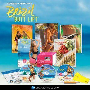 Brazil Butt Lift - I got this last week. Wish me luck!Brazil Butt, Workout Programs, Beachbody, Butt Lifting, Workout Dvd, Lifting Workout, Brazilian Butt, Workout Videos, Butt Workout