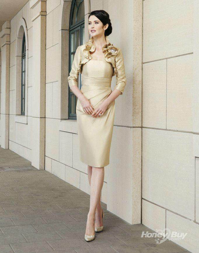 bride mom dresses | Modern Mother Of Bride Dresses (Source: honeybuy.com)