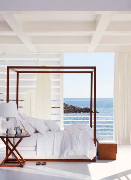 Deco trend: Κρεβάτια με ουρανό για απόλυτη χαλάρωση