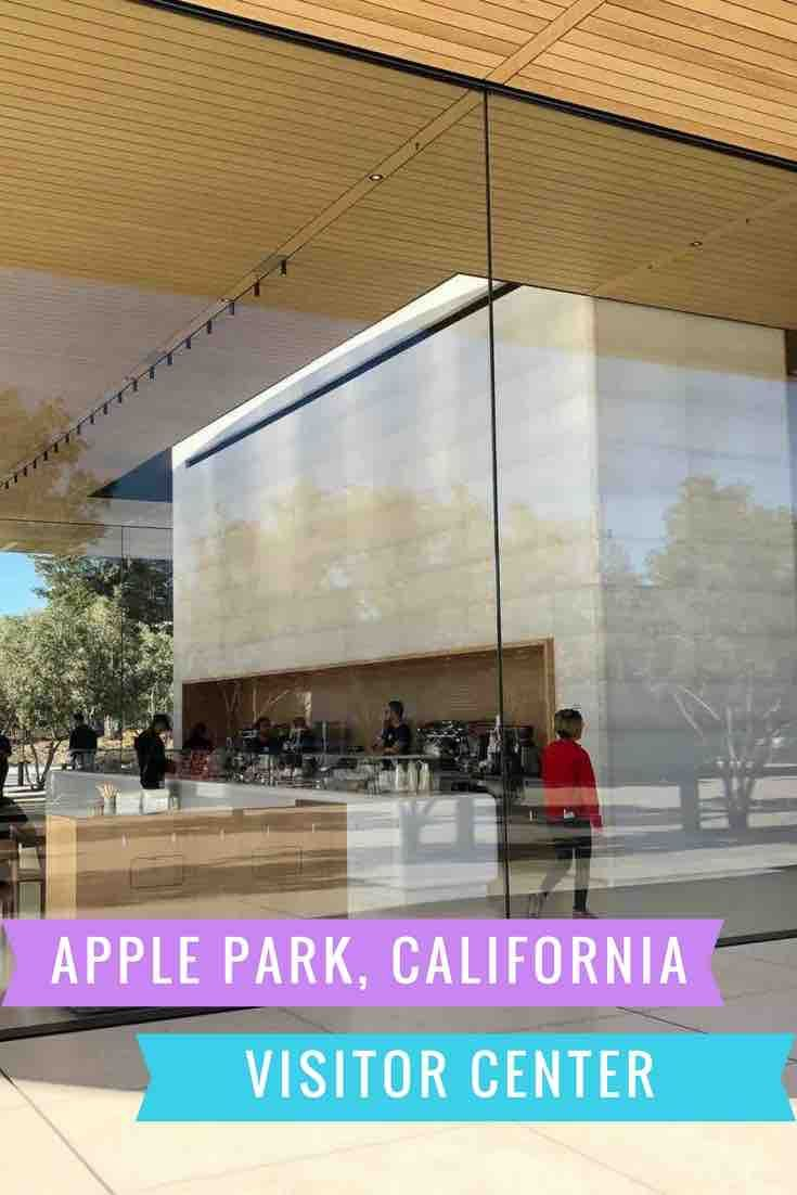 Now open: Apple Park Visitor Center - A Modern Mother