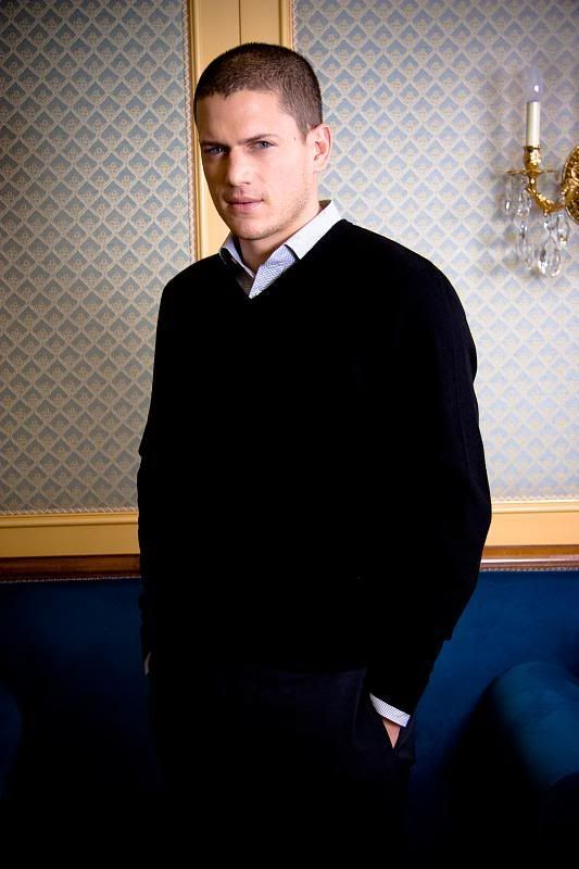 Wentworth Miller with Love: Wentworth Miller: A Memorable Encounter in Milan, Italy.