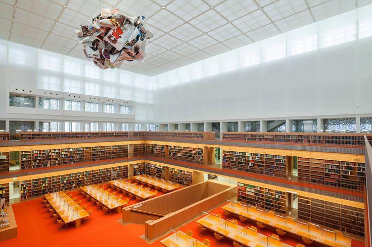 National Bibliothek Berlin,
