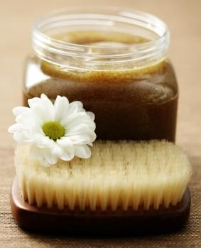 Homemade Tea Tree Oil Acne Treatment, Mint-Coconut Sugar Scrub and Homemade Suncreen Bars from Institute for Integrative Nutrition