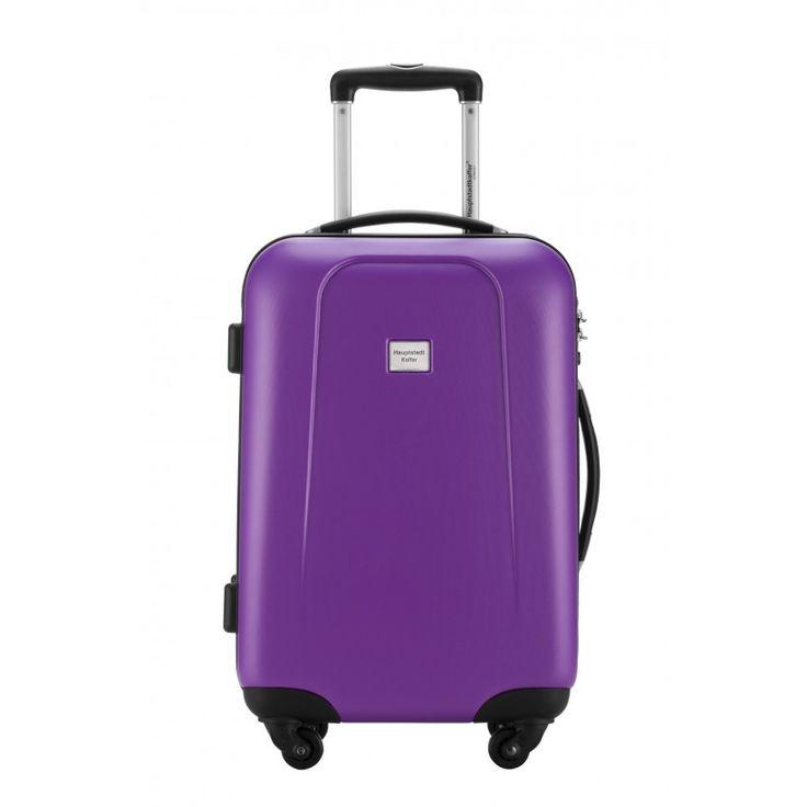 #Lila #Koffer aus den Kofferserien von #Hauptstadtkoffer. #Purple