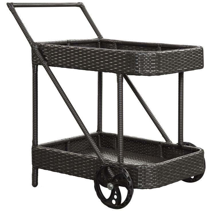 Replenish Serving Cart