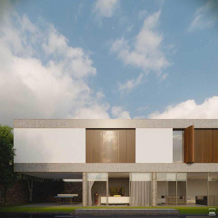 Alejandro Aravena La Meilleure Maison Contemporaine À Libreville Plan De Construction De Maison
