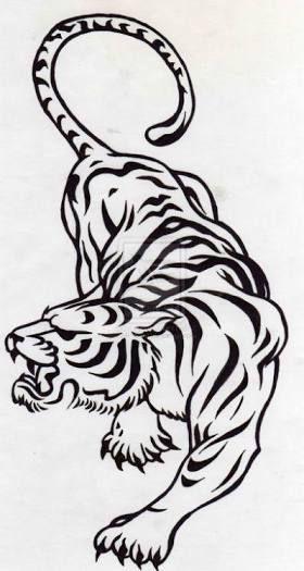 tiger maori tattoo에 대한 이미지 검색결과