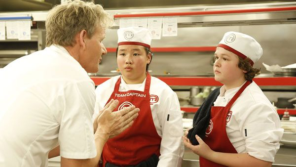 masterchef junior | MasterChef Junior - News - 'MasterChef Junior' finalists Dara and ...